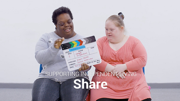 Share community