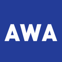 logo for AWA CRO agency