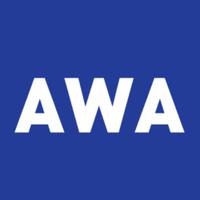 logo for AWA CRO agency