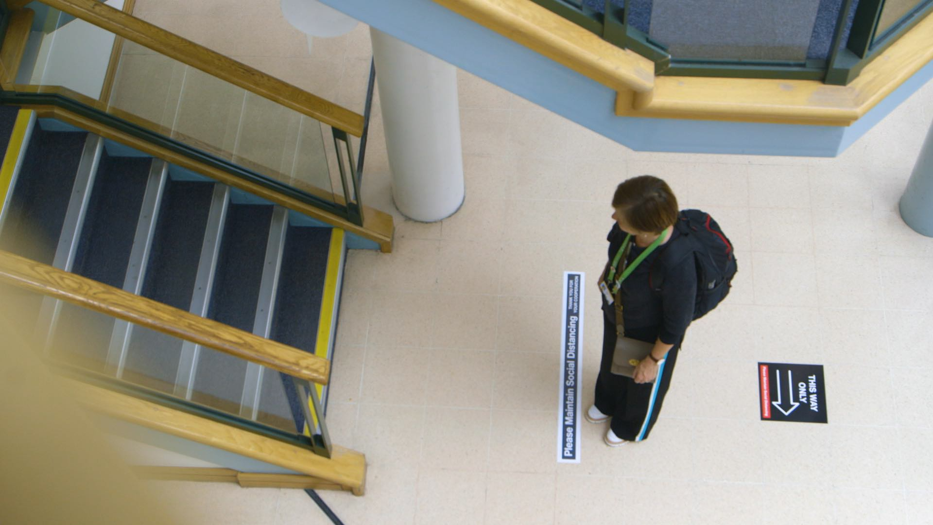 staff safety video production | Magneto Films | London