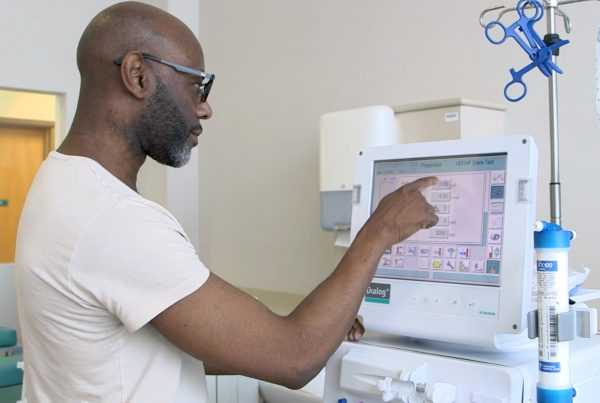 patient information video for dialysis | magneto films | london