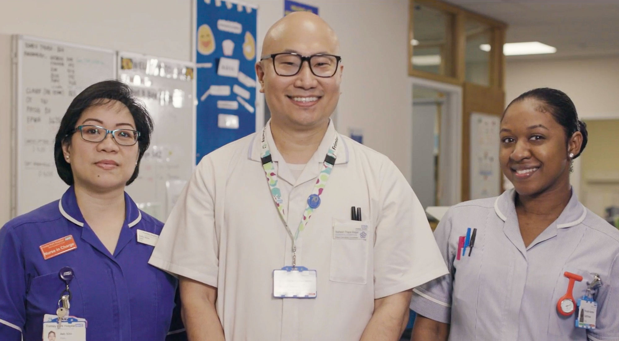 nhs staff video production | Magneto Films | London
